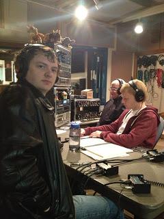 Erik, Bruce Leek, and Jordan