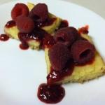 Raspberry Cream Cheese Dessert Bars