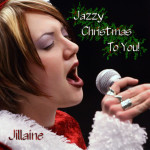 Jillaine_Jazzy Christmas To You_Cover