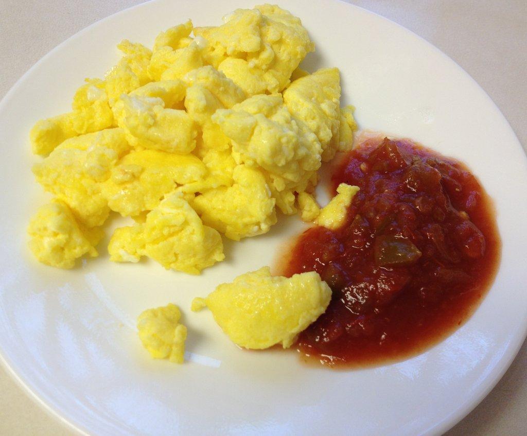 Deluxe Scrambled Eggs