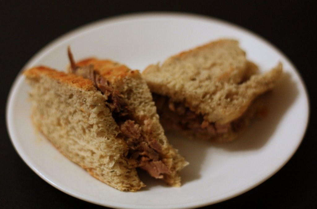 Pulled Pork for Sandwiches