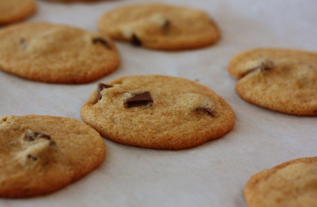 Chocolate Chunk Cookies