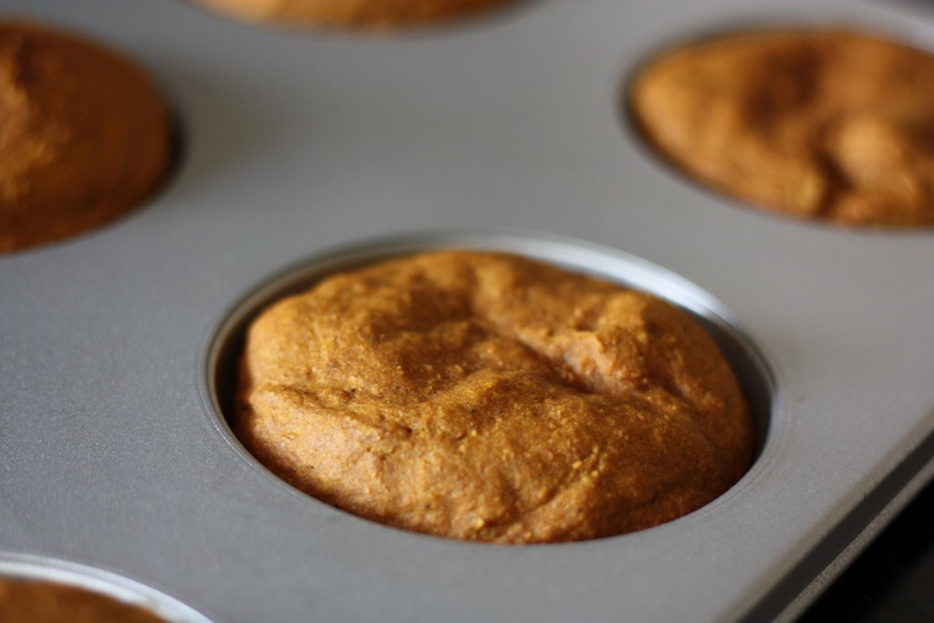 Pumpkin Muffin Tops