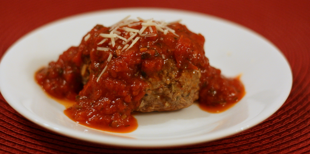 Heart Healthy Meatballs