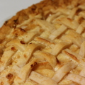 French Apple Cream Pie