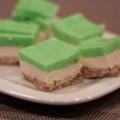 Pistachio Pudding Bars