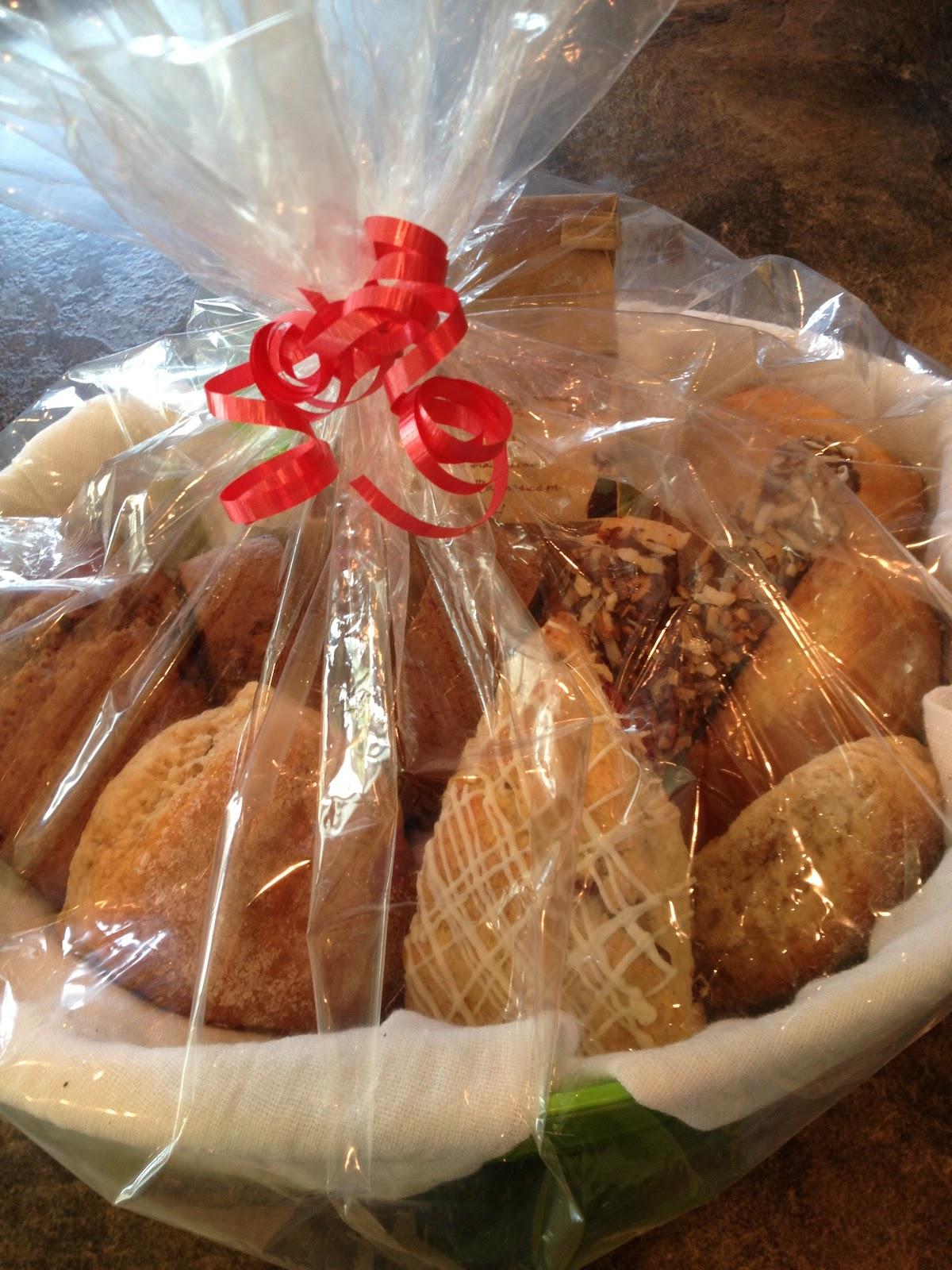 Muffin Ma'ams Basket