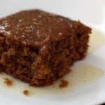 Gingerbread Breakfast Cake