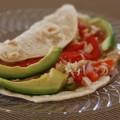 Chicken Fajita with Avocados