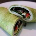 Caesar Spinach Wrap