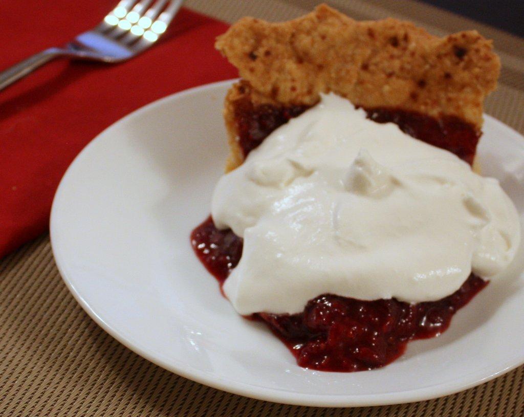 Raspberry Pie Filling