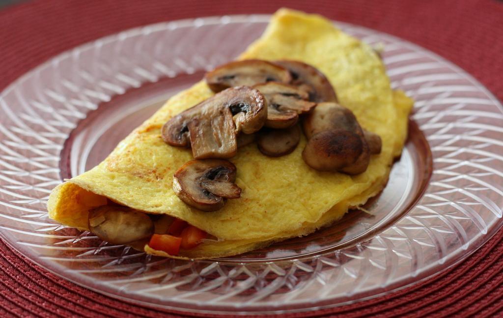Mushroom Omelet