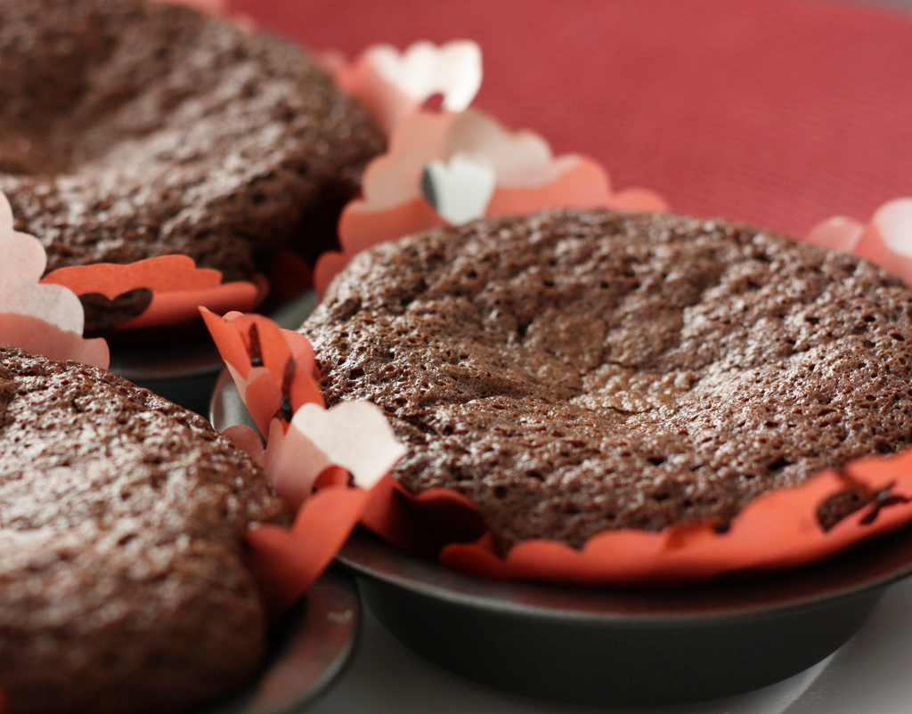 Individual Brownie Pies