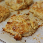 Oat Flour Biscuits
